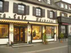 Moselhotel Burg-Cafe