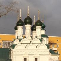 Chernigov Mikhail and Fedor Church