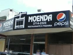 Restaurante E Pizzaria Moenda
