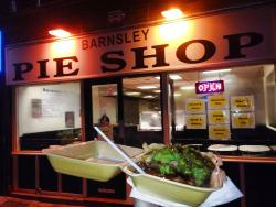 Barnsley PIE SHOP