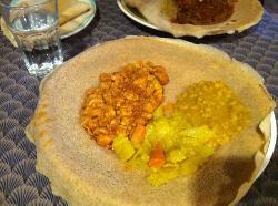 Tana Ethiopian Cuisine