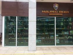 Malbec Special Beer