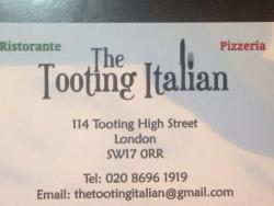 The tooting italian