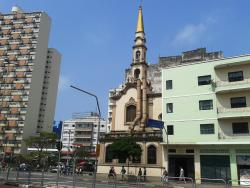 Capela Santa Cruz Almas Dos Enforcados