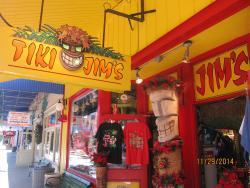 Tiki Jims Old Town