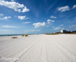 Beach at the South Beach Condo/Hotel