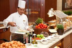 Grand Cafe Grand Hyatt Jakarta