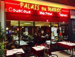 Le Palais du Maroc
