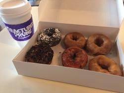 Fractured Prune Donuts