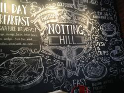 Notting Hill British Cuisine