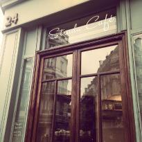 Strada Cafe Monge