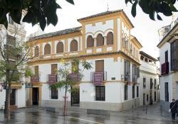 Museo del Guadameci Omeya. Exposicion de Ramon Garcia Romero y Jose Carlos V. Garcia
