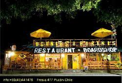 BEANIES & BIKINIS  Pub Restaurant