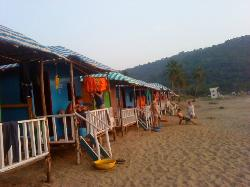 Saxony Beach Huts and Restaurant