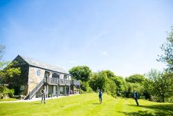 The Grounds and House and Cottages - The Green Cornwall