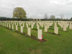 Cimitero Militare Canadese di Ortona