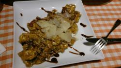 Φρέσκα τορτελίνια με... Ότι καλύτερο έχω φάει από ζυμαρικά!