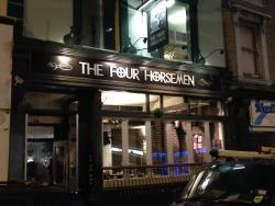 The Four Horsemen Pub