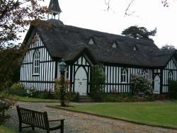 Little Stretton Church