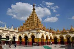 Maha Myat Muni Pagoda- Mahamuni Buddha Temple