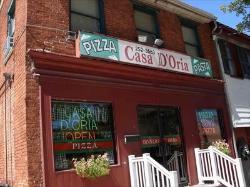 Casa D'oria Pizza & Pasta