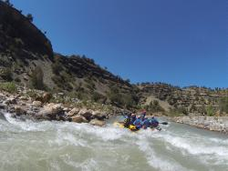 ‪Berber Rafting Adventures Morocco - Family Rafting Halfday Trip‬