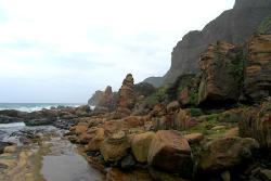 南雅奇岩區