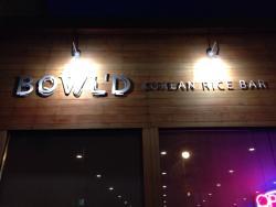 Bowl'd Korean Rice Bar