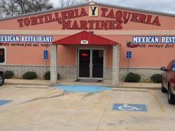 Martinez Tortilla Factory
