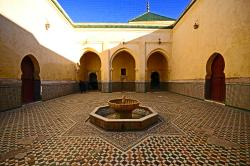 Mausoleum of Mouley Ismail