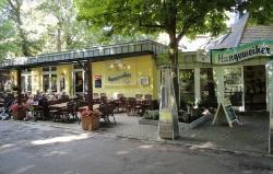 Cafe Restaurant Hangeweiher