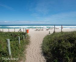 Beach at the Windsor Barra
