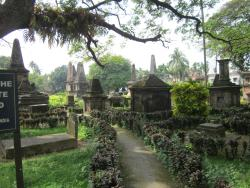 Chinsurah Dutch Cemetery