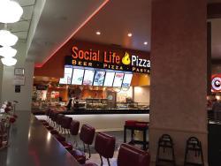 Social Life Pizza