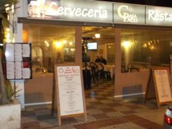 Cerveceria Restaurante Casa Paco