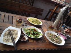 White Dzambala Restaurant