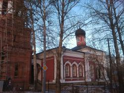 Church of Moscow Metropolitan Alexis