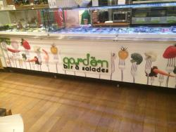 Garden Bar a Salades