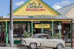 Spy & Camera Museum