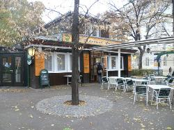 Cafe-Restaurant Resselpark