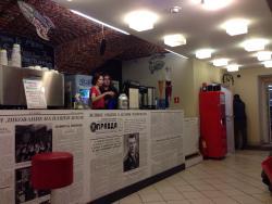 Тематическое кафе 12 Апреля