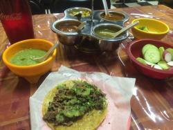 Tacos Arandas El Amish