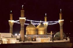 Al-Jawadain Holy Shrine