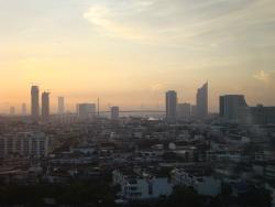 Réveil de Bangkok