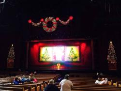 Rockettes at grand ole opry