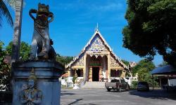 Kuil Wat Pong Sanuk