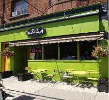 Aziza Cafe