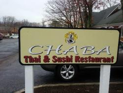 Chaba Thai and Sushi Restaurant