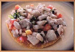 Mariscos Don Panchito Vallejo