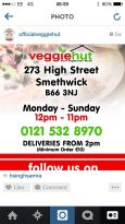 Veggie Hut Restaurant